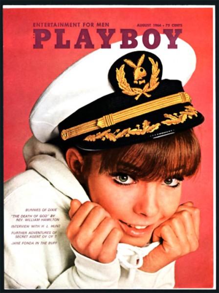 Playboy 1966 August USA Originalausgabe