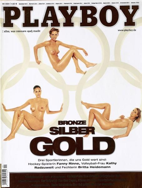 Playboy September 2004