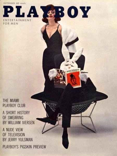 Playboy 1961 September USA Originalausgabe