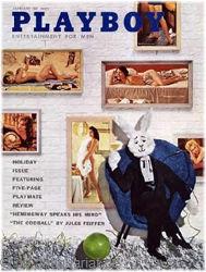 Playboy (USA) Januar 1961
