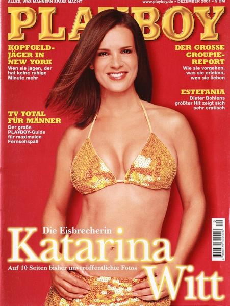 Playboy Dezember 2001, Playboy 2001 Dezember, Playboy 12/2001, Playboy 2001/12