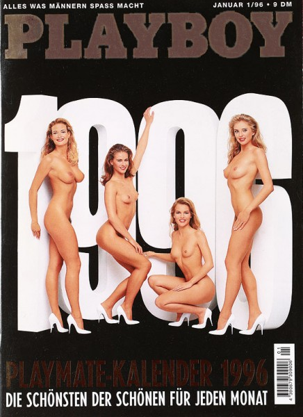 Playboy Januar 1996, Playboy 1996 Januar, Playboy 1/1996, Playboy 1996/1