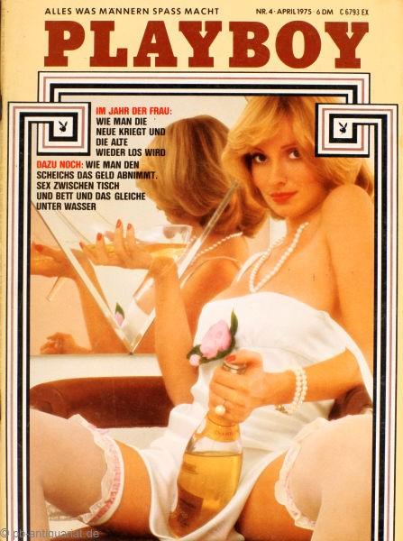 Playboy April 1975