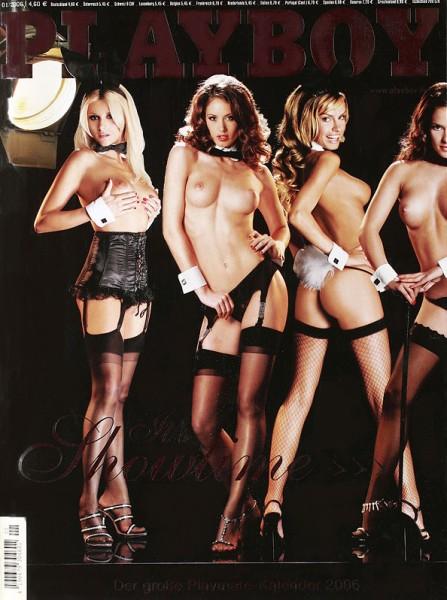 Playboy Januar 2006, Playboy 2006 Januar, Playboy 1/2006, Playboy 2006/1