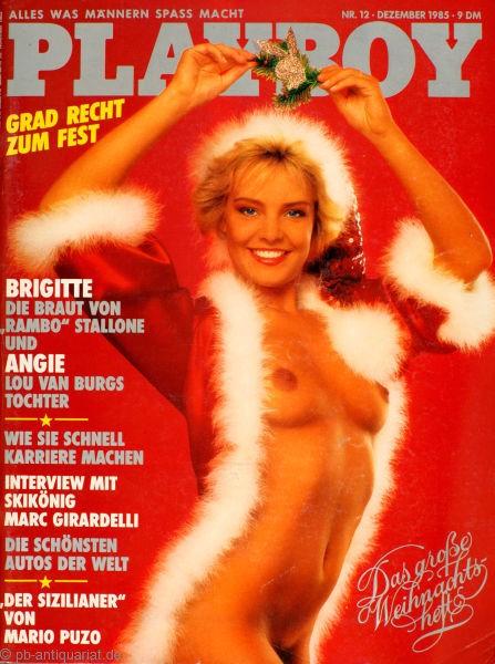 Playboy Dezember 1985