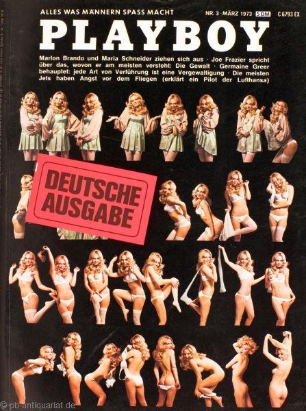 Playboy März 1973, Playboy 1973 März, Playboy 3/1973, Playboy 1973/3