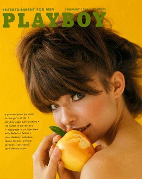 Playboy Februar 1966, Playboy 1966 Februar, Playboy 2/1966, Playboy 1966/2