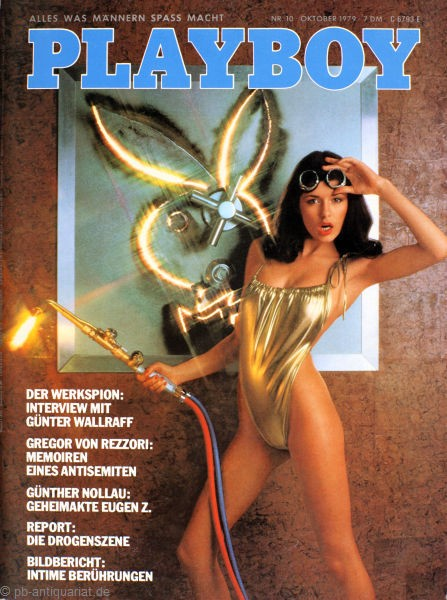 Playboy 1979 Oktober Deutsche Originalausgabe