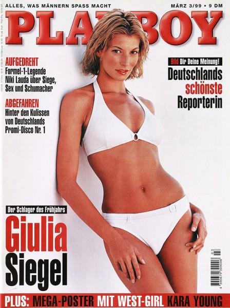Playboy März 1999