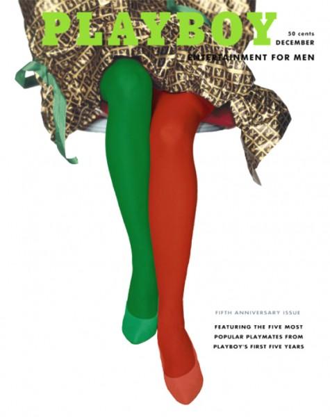 Playboy 1958 Dezember USA Originalausgabe