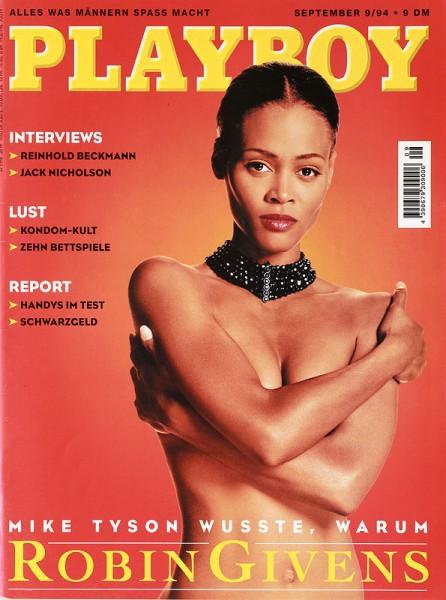 Playboy September 1994