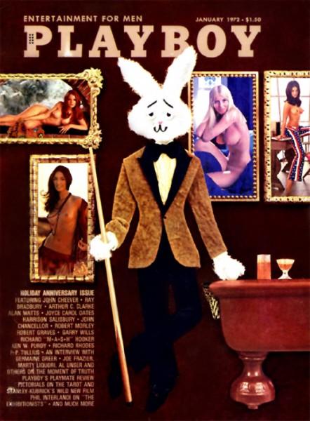 Playboy Januar 1972, Playboy 1972 Januar, Playboy 1/1972, Playboy 1972/1