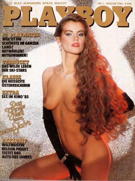 Playboy Januar 1984, Playboy 1984 Januar, Playboy 1/1984, Playboy 1984/1