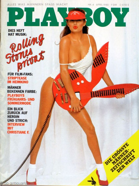 Playboy April 1980