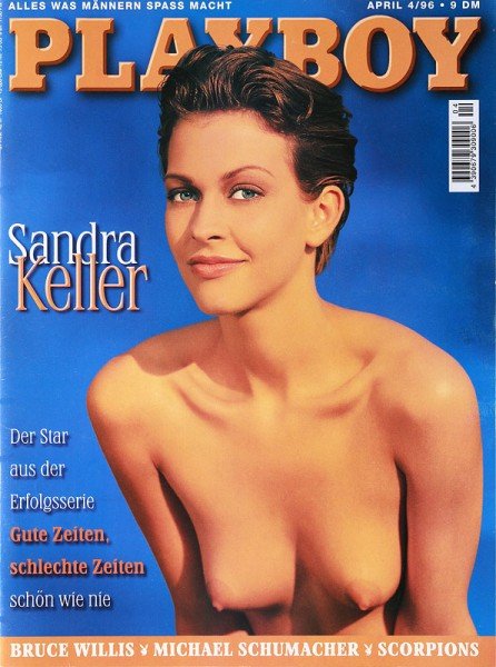 Playboy April 1996