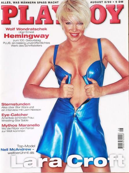 Playboy August 1999, Playboy 1999 August, Playboy 8/1999, Playboy 1999/8