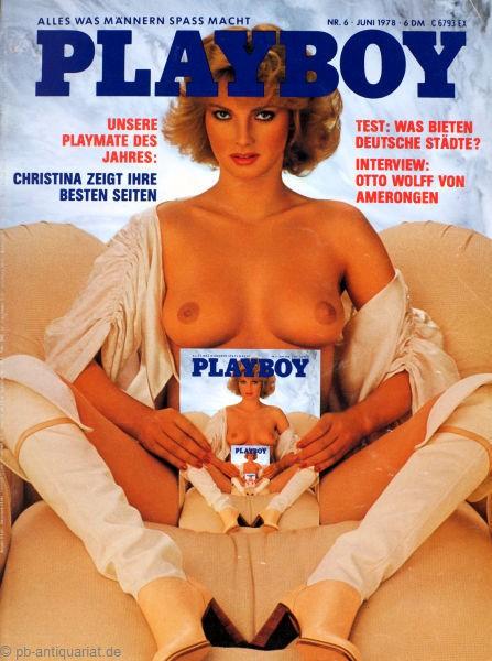Playboy Juni 1978