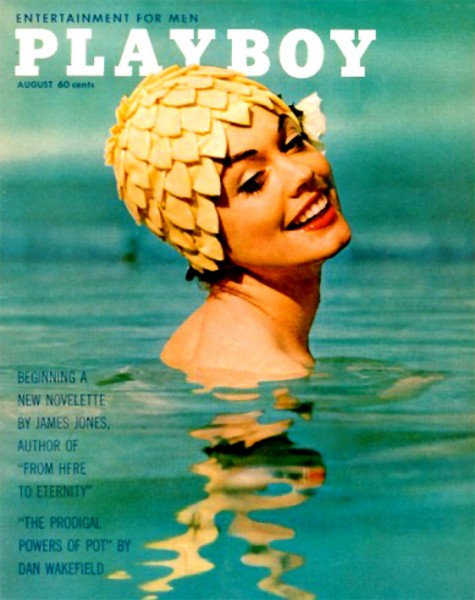Playboy 1962 August USA Originalausgabe
