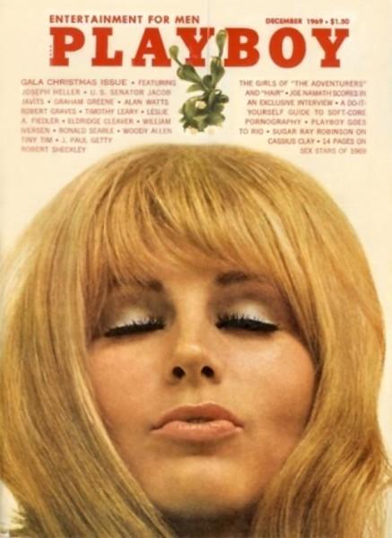 Playboy Dezember 1969, Playboy 1969 Dezember, Playboy 12/1969, Playboy 1969/12