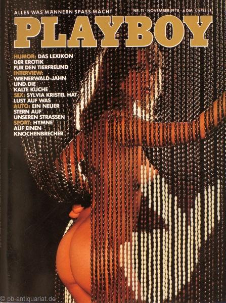 Playboy November 1978
