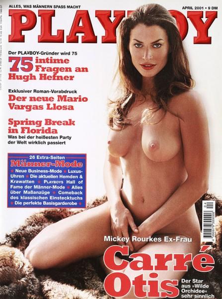 Playboy April 2001