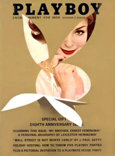 Playboy Dezember 1961, Playboy 1961 Dezember, Playboy 12/1961, Playboy 1961/12