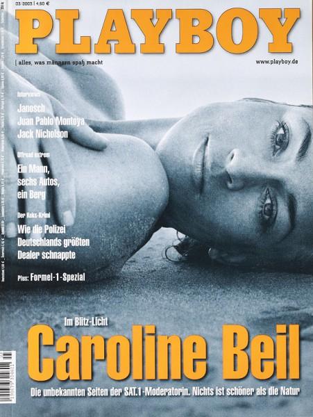 Playboy März 2003