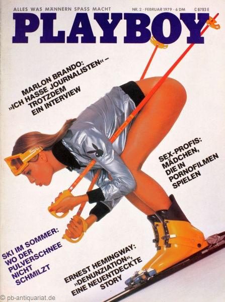 Playboy Februar 1979
