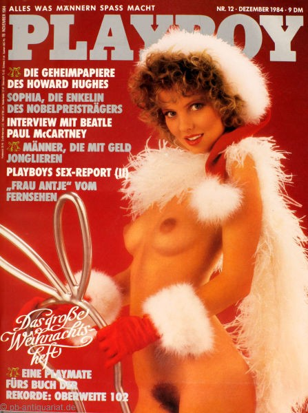 Playboy Dezember 1984, Playboy 1984 Dezember, Playboy 12/1984, Playboy 1984/12