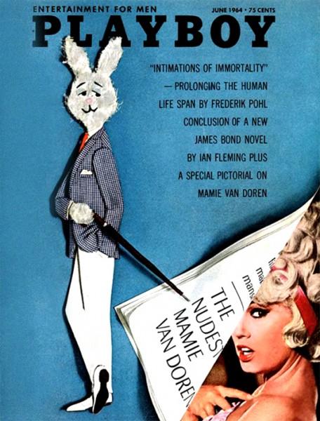 Playboy Juni 1964, Playboy 1964 Juni, Playboy 6/1964, Playboy 1964/6