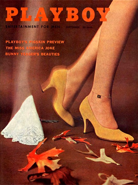 Playboy (USA) September 1959