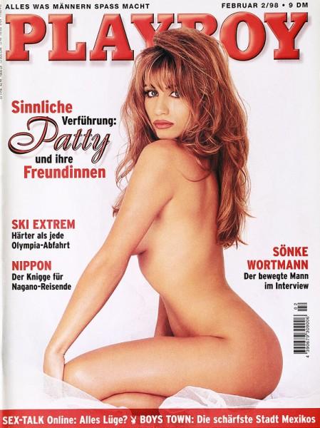 Playboy Februar 1998, Playboy 1998 Februar, Playboy 2/1998, Playboy 1998/2