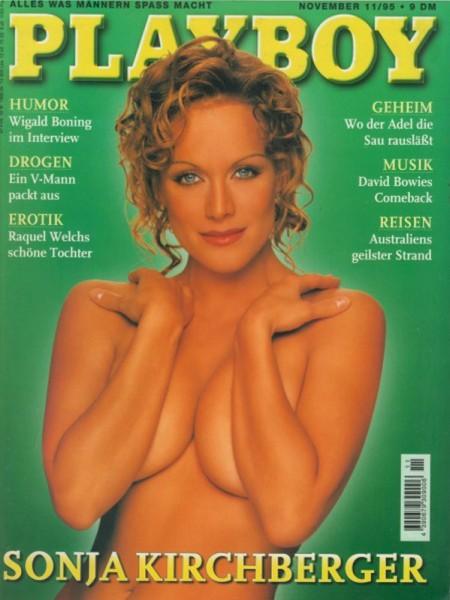 Playboy November 1995