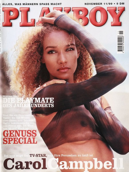 Playboy November 1999