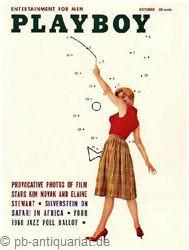 Playboy (USA) Oktober 1959