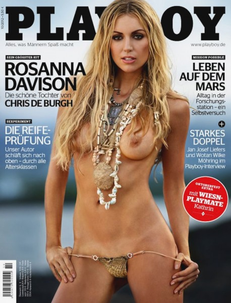 Playboy Oktober 2012, Playboy 2012 Oktober, Playboy 10/2012, Playboy 2012/10
