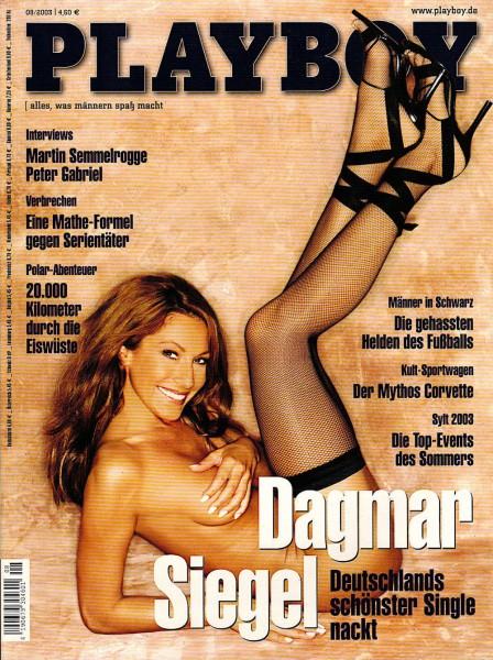 Playboy August 2003, Playboy 2003 August, Playboy 8/2003, Playboy 2003/8