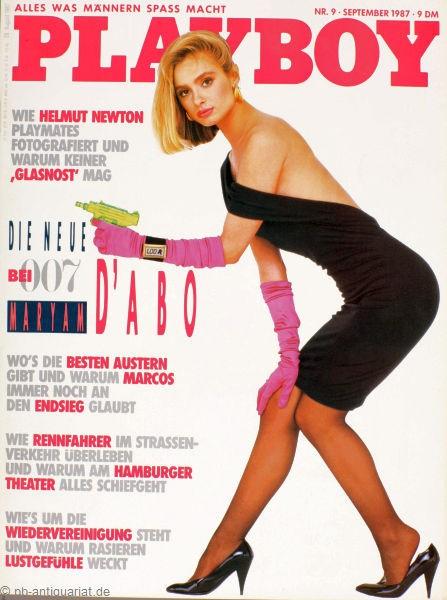 Playboy September 1987