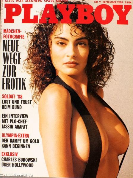 Playboy September 1988, Playboy 1988 September, Playboy 9/1988, Playboy 1988/9