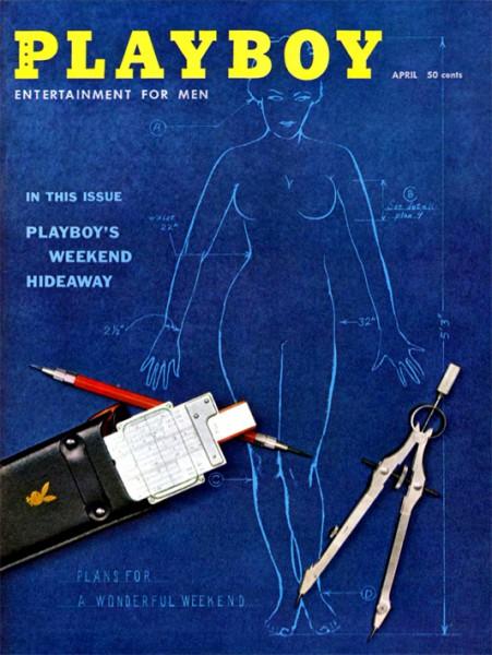 Playboy April 1959, Playboy 1959 April, Playboy 4/1959, Playboy 1959/4