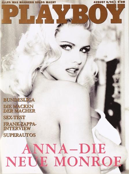Playboy August 1993, Playboy 1993 August, Playboy 8/1993, Playboy 1993/8