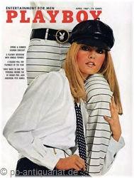 Playboy April 1967, Playboy 1967 April, Playboy 4/1967, Playboy 1967/4