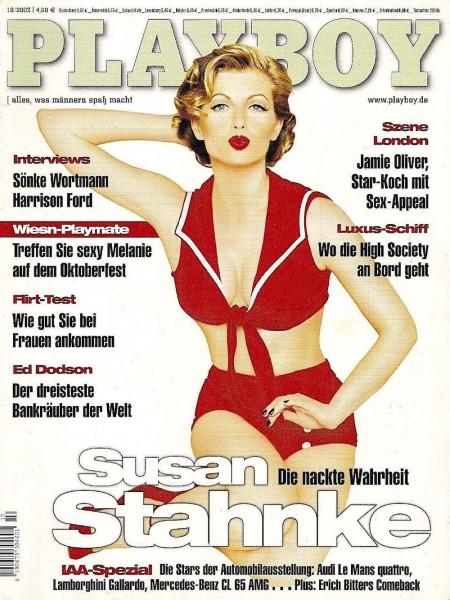 Playboy Oktober 2003, Playboy 2003 Oktober, Playboy 10/2003, Playboy 2003/10