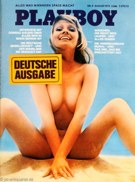 Playboy August 1973, Playboy 1973 August, Playboy 8/1973, Playboy 1973/8