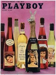 Playboy (USA) Oktober 1958