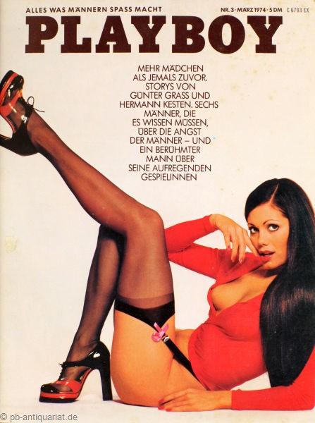 Playboy März 1974