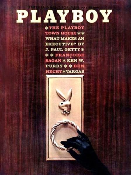 Playboy 1962 Mai USA Originalausgabe