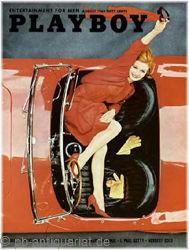 Playboy August 1963 (USA)