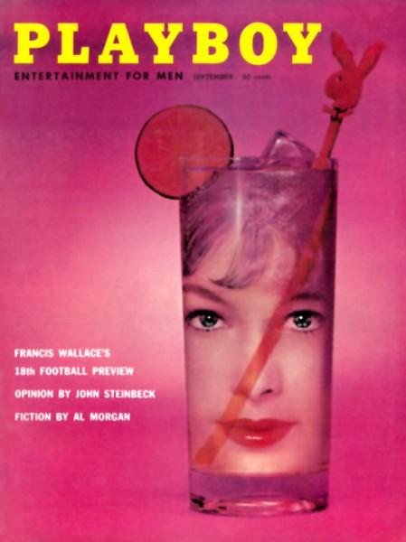 Playboy September 1957, Playboy 1957 September, Playboy 9/1957, Playboy 1957/9