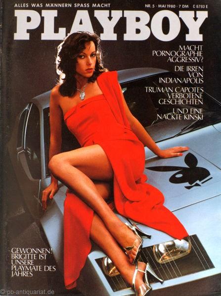 Playboy Mai 1980